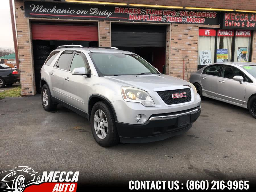 Used 2009 GMC Acadia in Hartford, Connecticut | Mecca Auto LLC. Hartford, Connecticut