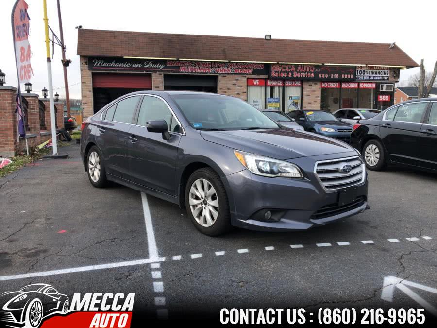 Used 2016 Subaru Legacy in Hartford, Connecticut | Mecca Auto LLC. Hartford, Connecticut