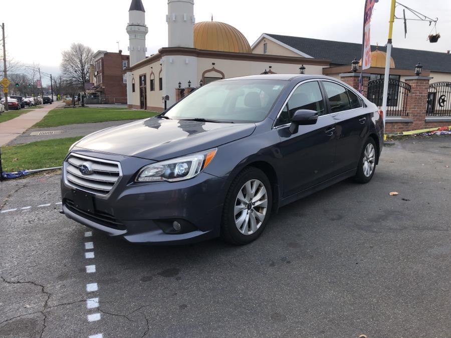 Used Subaru Legacy 4dr Sdn 2.5i Premium PZEV 2016 | Mecca Auto LLC. Hartford, Connecticut