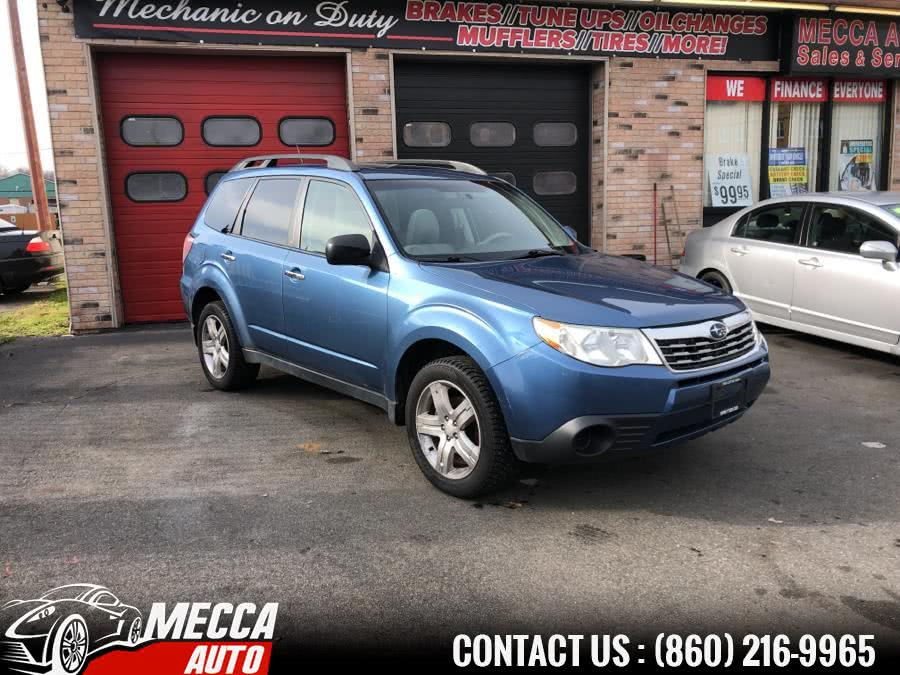 Used 2010 Subaru Forester in Hartford, Connecticut | Mecca Auto LLC. Hartford, Connecticut