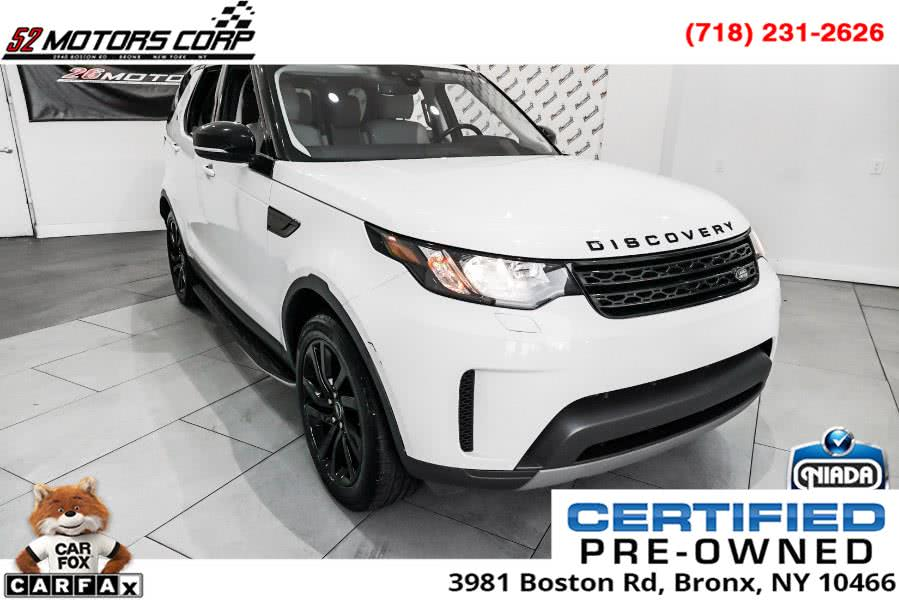 Used 2017 Land Rover Discovery in Woodside, New York | 52Motors Corp. Woodside, New York