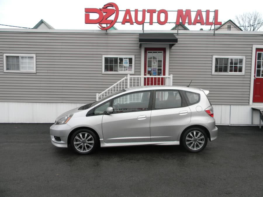 Used 2012 Honda Fit in Paterson, New Jersey   DZ Automall. Paterson, New Jersey