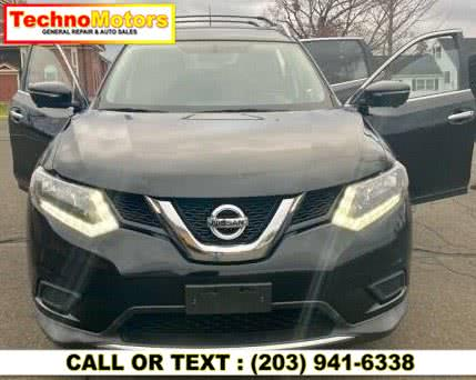 Used 2015 Nissan Rogue in Danbury , Connecticut | Techno Motors . Danbury , Connecticut