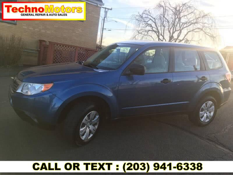 Used 2010 Subaru Forester in Danbury , Connecticut | Techno Motors . Danbury , Connecticut