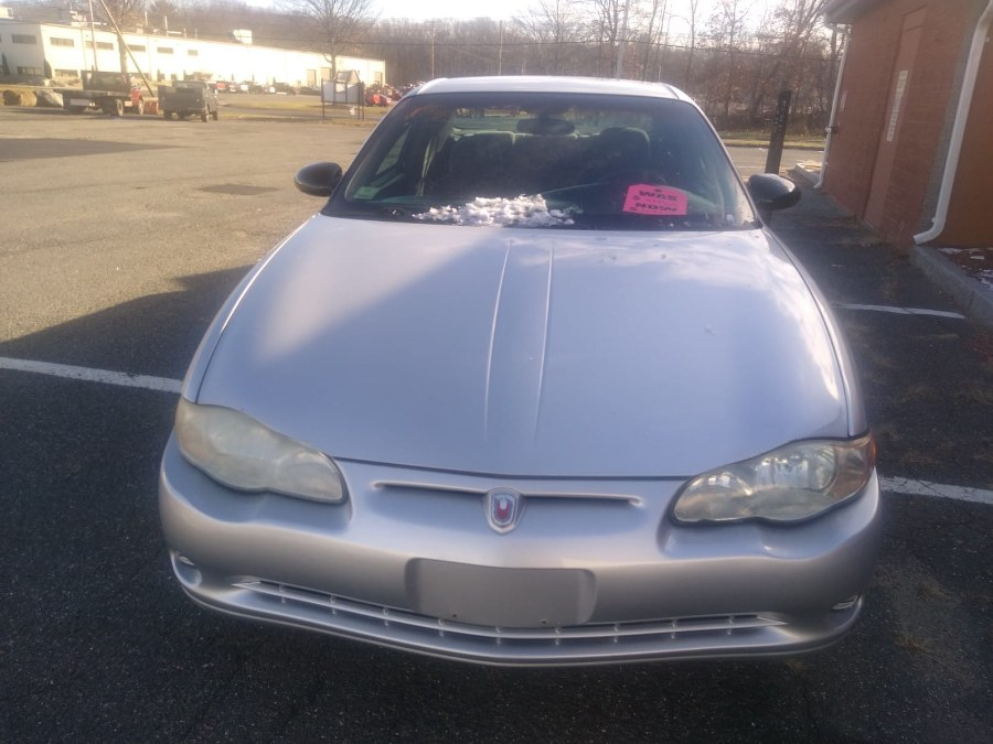 Used Chevrolet Monte Carlo 2dr Cpe LS 2004 | Payless Auto Sale. South Hadley, Massachusetts