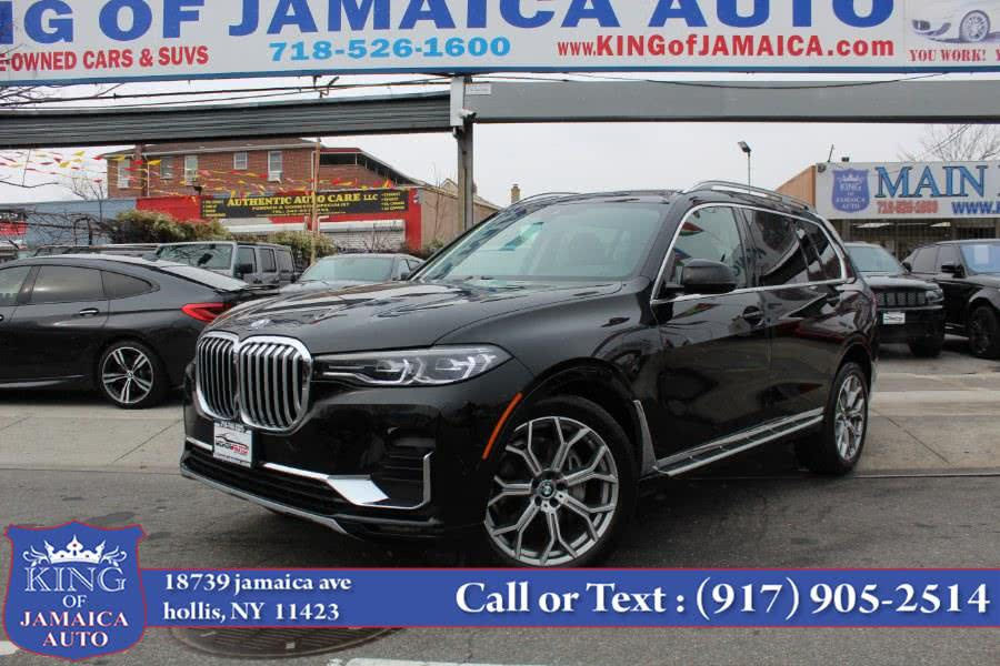 Used BMW X7 xDrive40i Sports Activity Vehicle 2020   King of Jamaica Auto Inc. Hollis, New York
