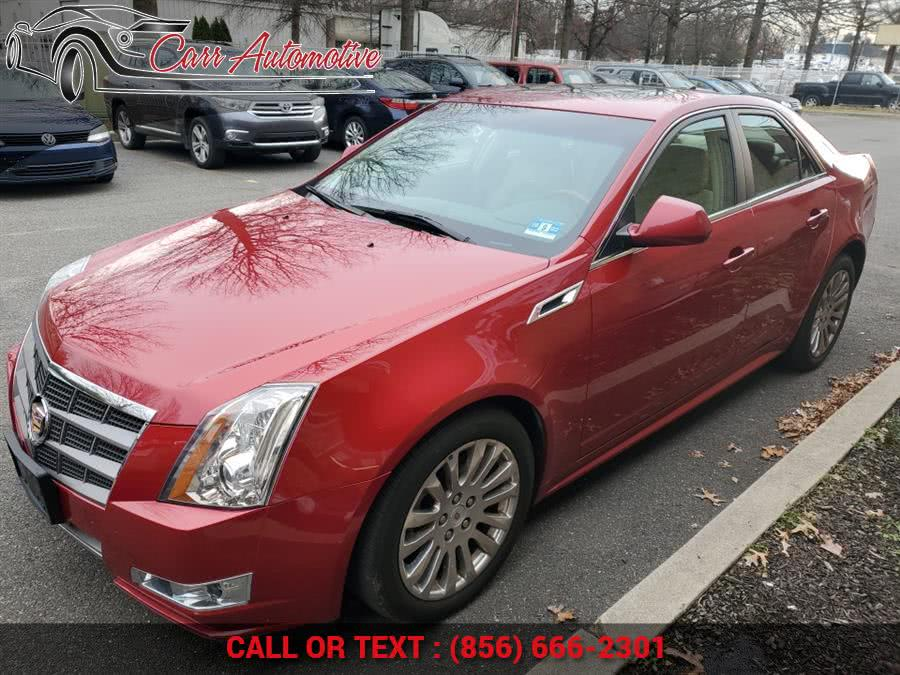 Used 2011 Cadillac CTS Sedan in Delran, New Jersey | Carr Automotive. Delran, New Jersey