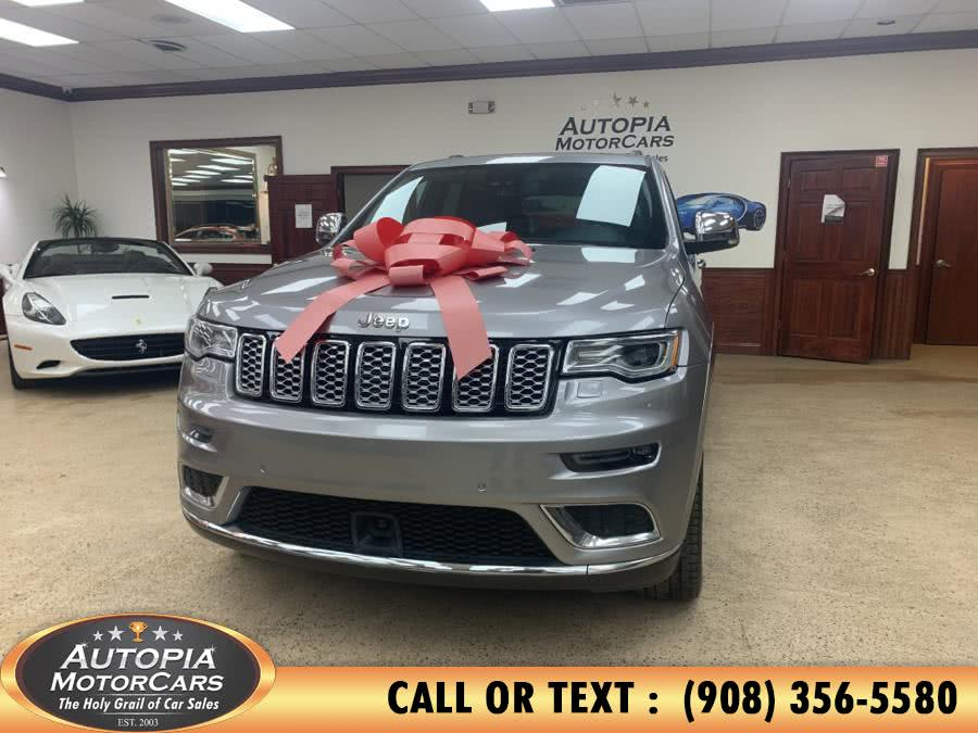 Used 2018 Jeep Grand Cherokee in Union, New Jersey | Autopia Motorcars Inc. Union, New Jersey