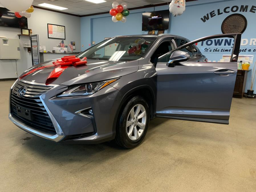 Used Lexus RX RX 350 AWD 2017 | 5 Towns Drive. Inwood, New York