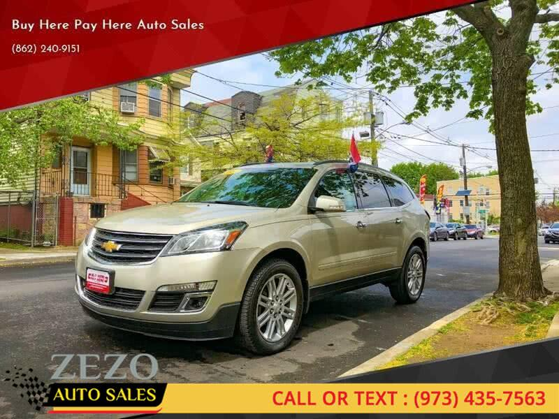 2014 Chevrolet Traverse LT photo