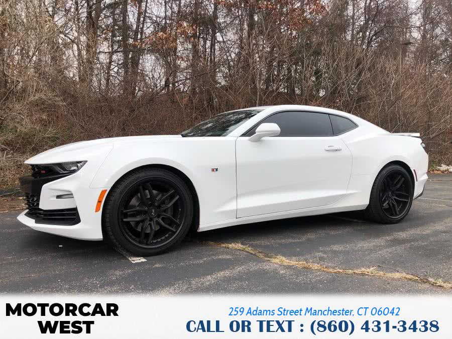 Used Chevrolet Camaro 2dr Cpe 2SS 2019 | Motorcar West. Manchester, Connecticut
