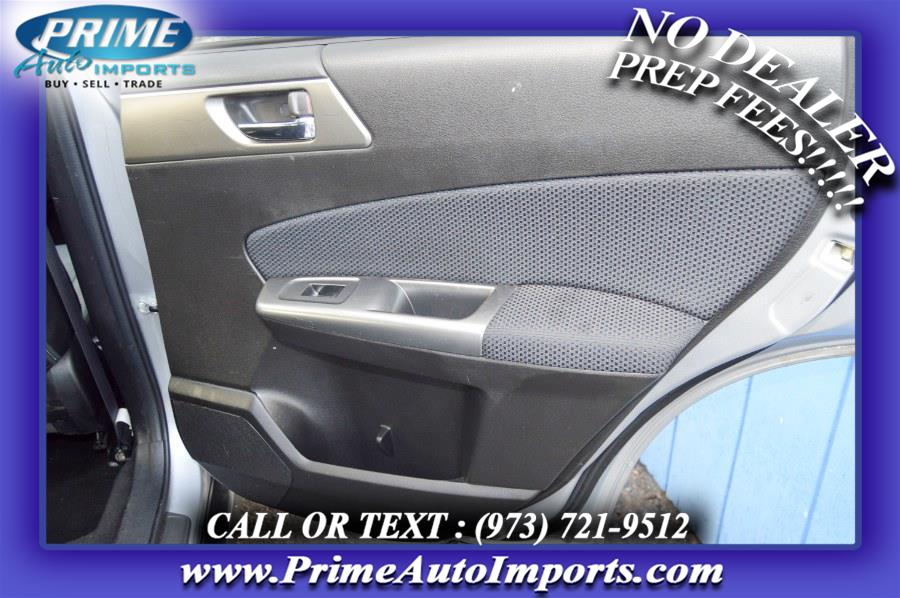 Used Subaru Forester 4dr Auto 2.5X Premium 2012 | Prime Auto Imports. Bloomingdale, New Jersey