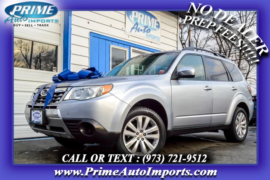 Used 2012 Subaru Forester in Bloomingdale, New Jersey | Prime Auto Imports. Bloomingdale, New Jersey
