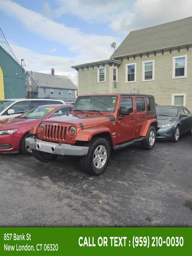 Used 2009 Jeep Wrangler Unlimited in New London, Connecticut | McAvoy Inc dba Town Hill Auto. New London, Connecticut
