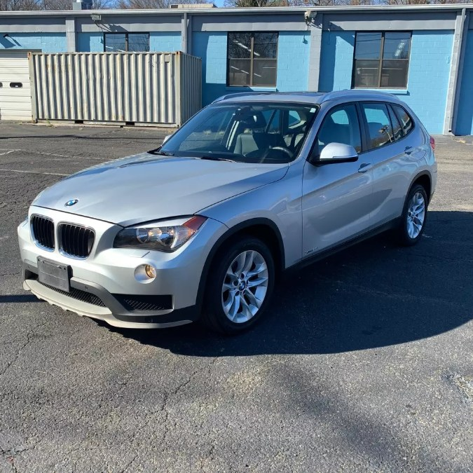 Used 2015 BMW X1 in Naugatuck, Connecticut | Riverside Motorcars, LLC. Naugatuck, Connecticut