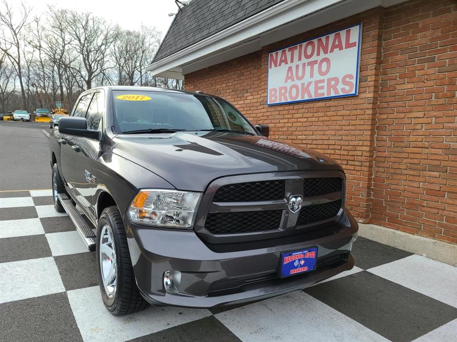 Used 2017 Ram 1500 in Waterbury, Connecticut | National Auto Brokers, Inc.. Waterbury, Connecticut