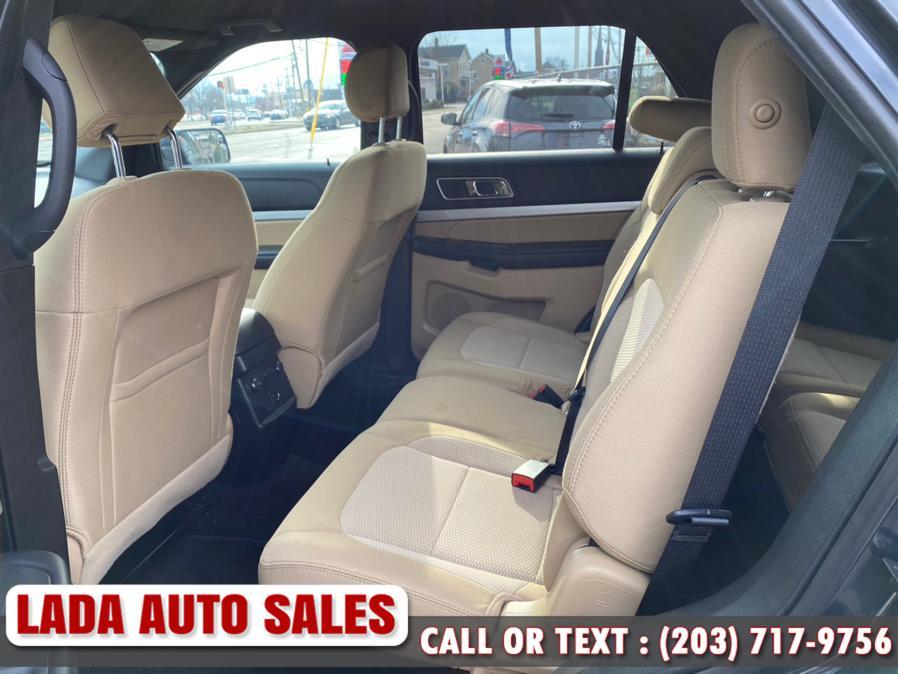Used Ford Explorer XLT 4WD 2017 | Lada Auto Sales. Bridgeport, Connecticut