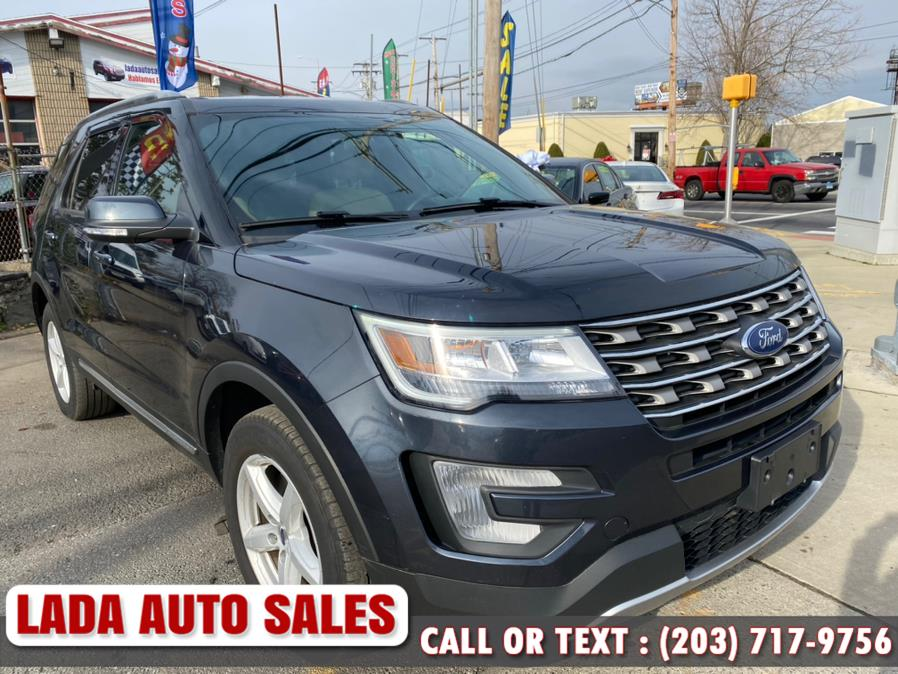 Used Ford Explorer XLT 4WD 2017 | Lada Auto Sales. Bridgeport, Connecticut