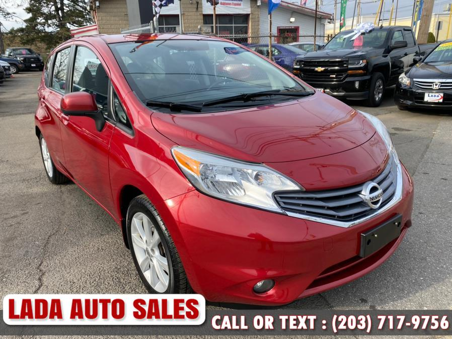 2014 Nissan Versa Note 5dr HB CVT 1.6 SV, available for sale in Bridgeport, CT