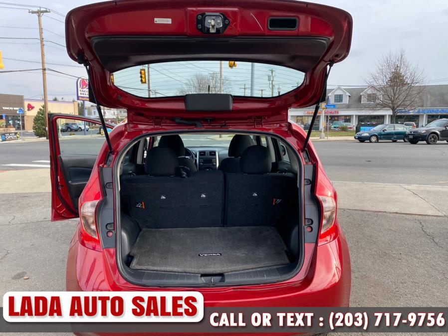 Used Nissan Versa Note 5dr HB CVT 1.6 SV 2014 | Lada Auto Sales. Bridgeport, Connecticut