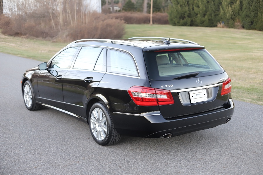 Used Mercedes-Benz E-Class 4dr Wgn E350 Luxury 4MATIC *Ltd Avail* 2013 | Meccanic Shop North Inc. North Salem, New York