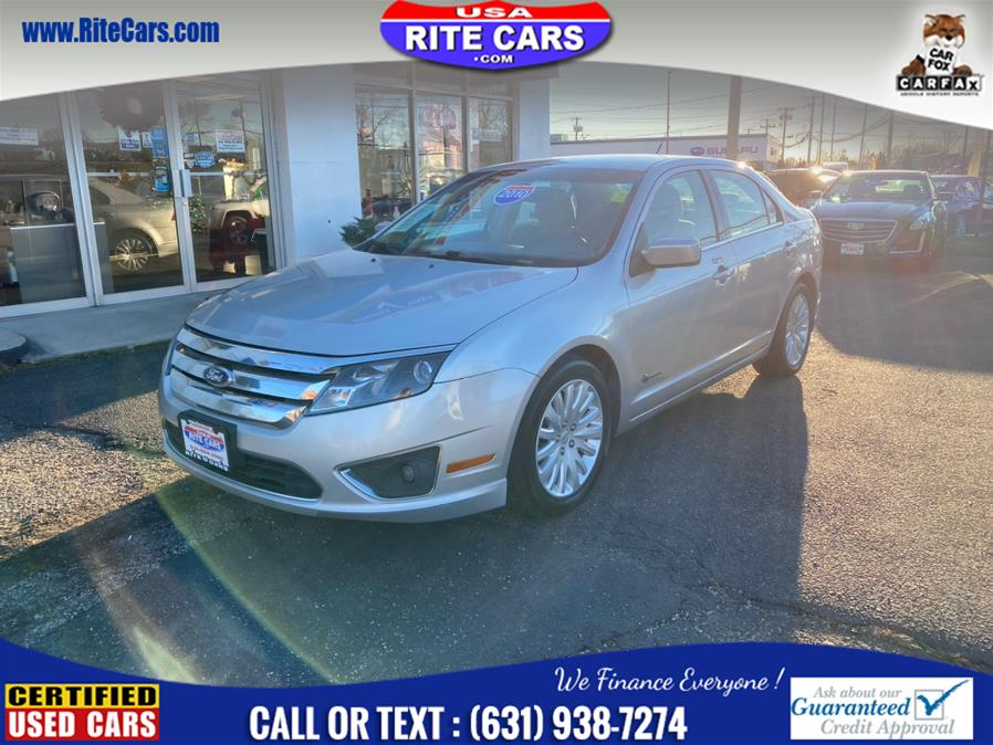Used 2010 Ford Fusion in Lindenhurst, New York | Rite Cars, Inc. Lindenhurst, New York