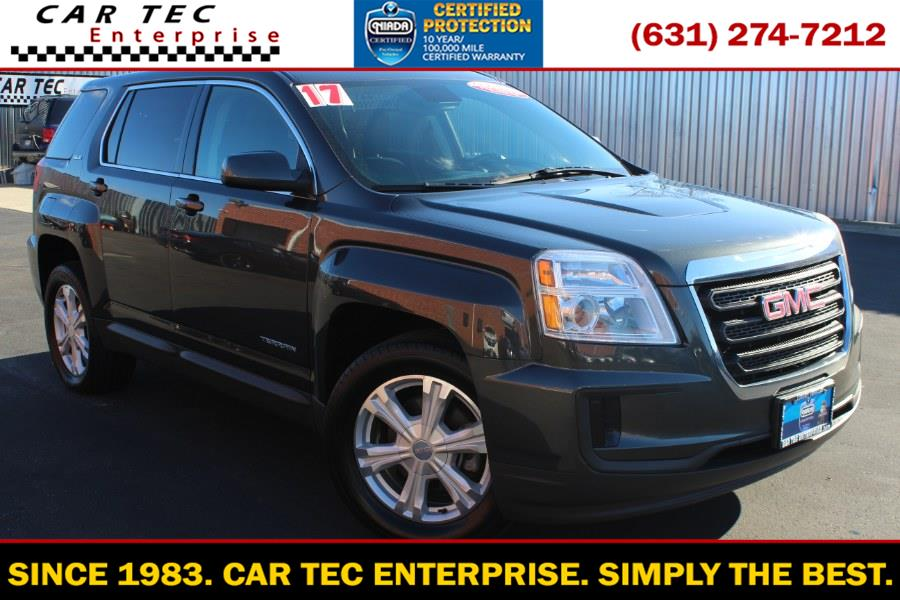 Used 2017 GMC Terrain in Deer Park, New York | Car Tec Enterprise Leasing & Sales LLC. Deer Park, New York