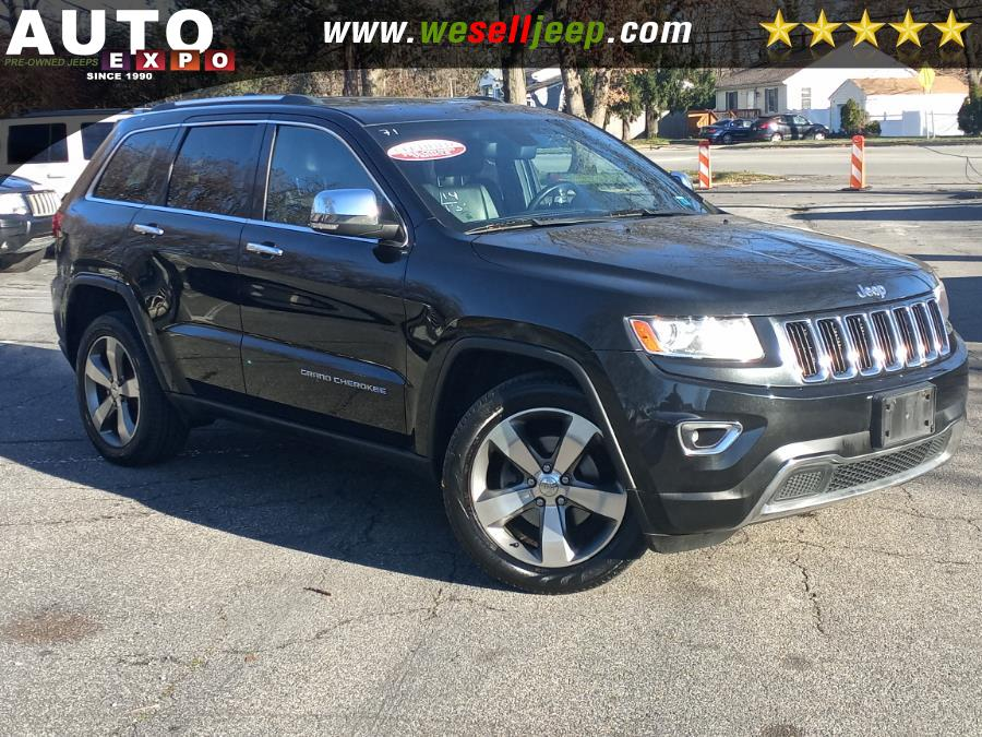 Used 2014 Jeep Grand Cherokee in Huntington, New York | Auto Expo. Huntington, New York