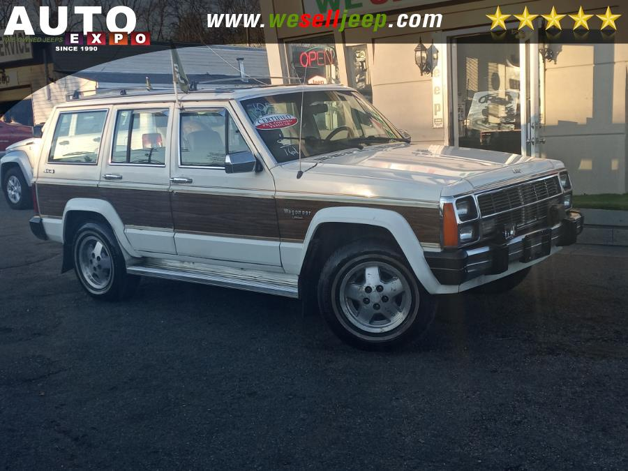 Used 1987 Jeep Wagoneer in Huntington, New York | Auto Expo. Huntington, New York