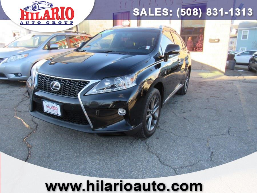 Used 2015 Lexus RX 350 in Worcester, Massachusetts | Hilario's Auto Sales Inc.. Worcester, Massachusetts