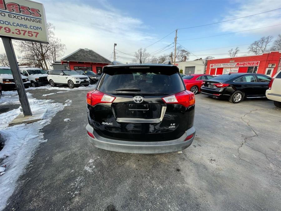 Used Toyota Rav4 LE AWD 4dr SUV 2013 | Mass Auto Exchange. Framingham, Massachusetts