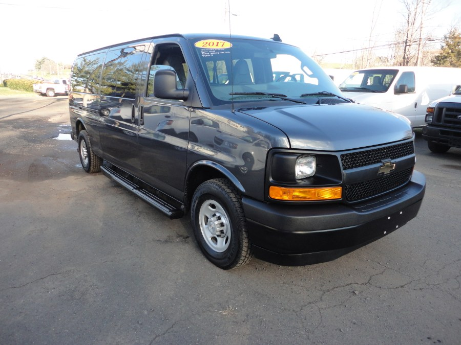 "Used Chevrolet Express Passenger RWD 3500 155"" LS w/1LS 2017 