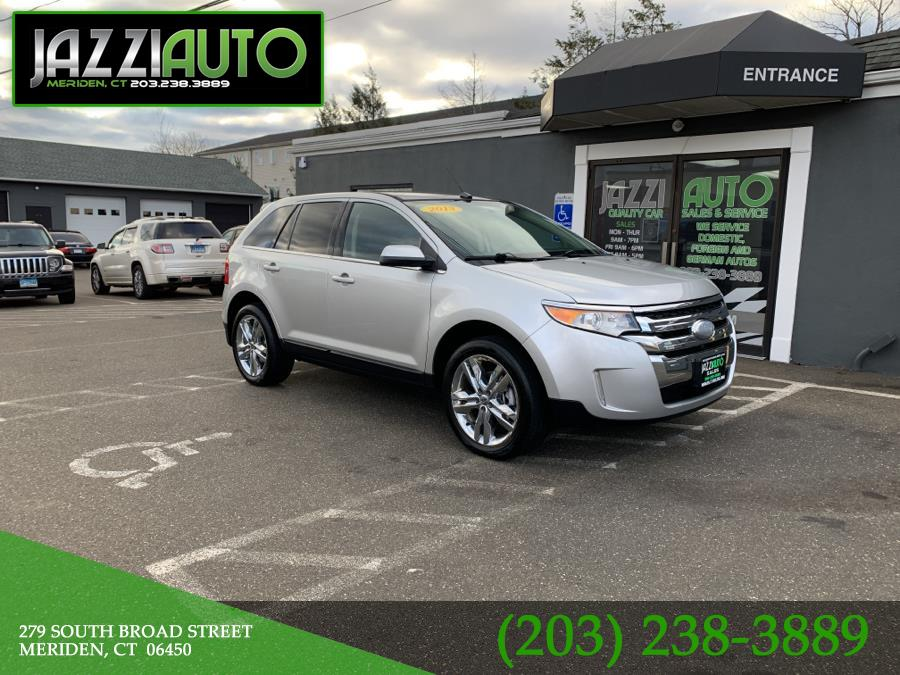 Used Ford Edge 4dr Limited AWD 2013 | Jazzi Auto Sales LLC. Meriden, Connecticut