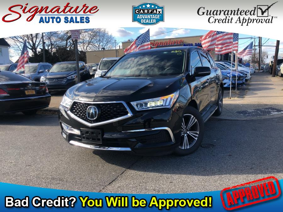 Used 2017 Acura MDX in Franklin Square, New York | Signature Auto Sales. Franklin Square, New York