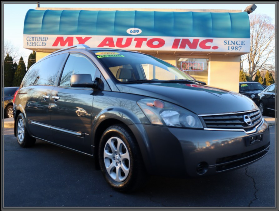 Used 2009 Nissan Quest in Huntington Station, New York | My Auto Inc.. Huntington Station, New York