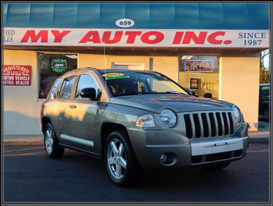 Used 2008 Jeep Compass in Huntington Station, New York | My Auto Inc.. Huntington Station, New York