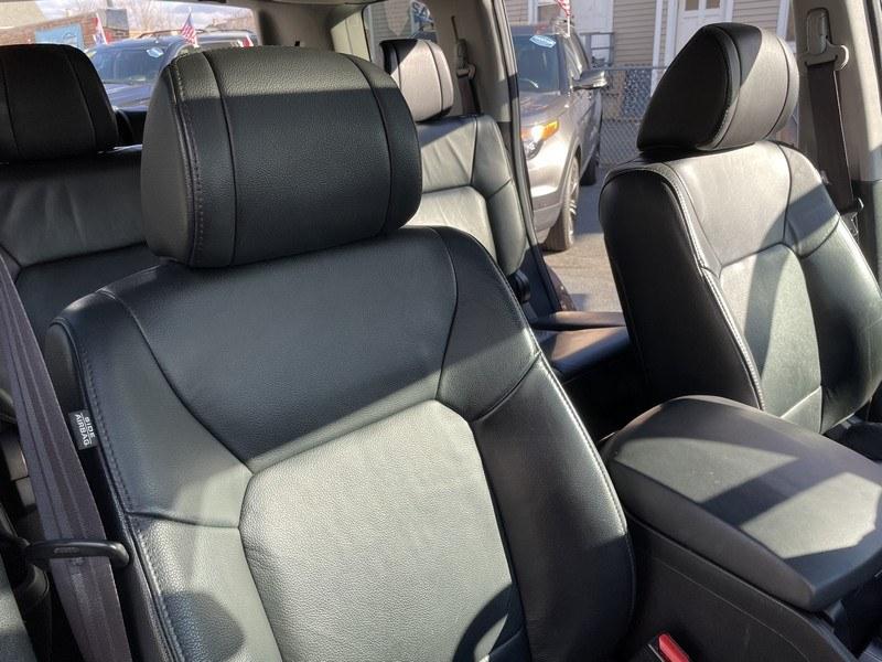 Used Honda Pilot 4WD 4dr EX-L 2013 | Union Street Auto Sales. West Springfield, Massachusetts