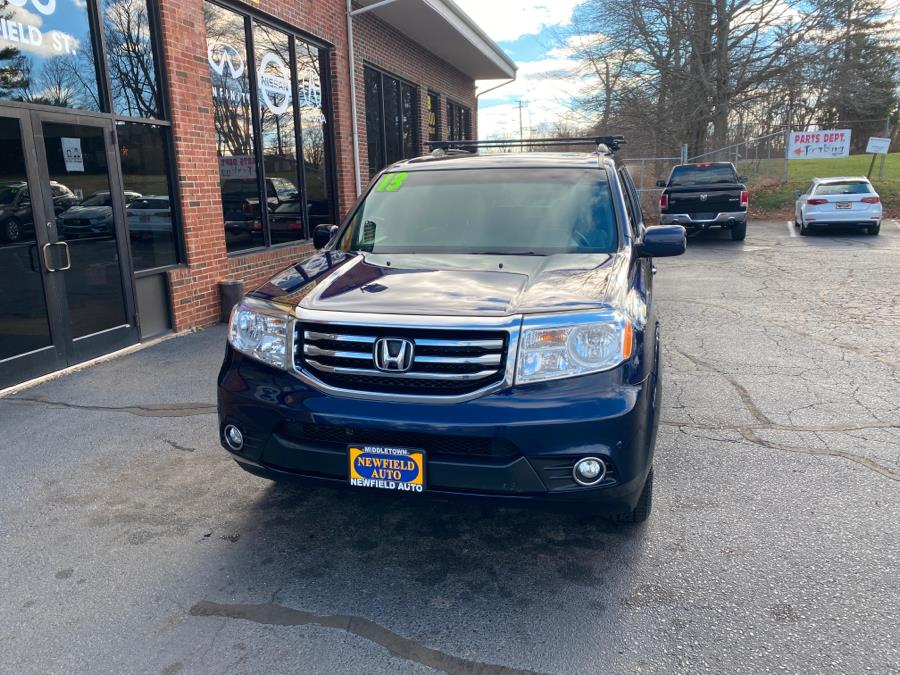 Used Honda Pilot 4WD 4dr Touring w/RES & Navi 2013 | Newfield Auto Sales. Middletown, Connecticut