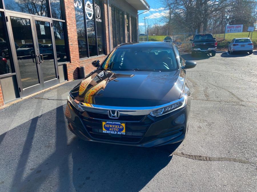Used 2018 Honda Accord Sedan in Middletown, Connecticut | Newfield Auto Sales. Middletown, Connecticut
