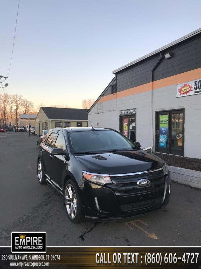 Used Ford Edge 4dr Sport AWD 2013 | Empire Auto Wholesalers. S.Windsor, Connecticut