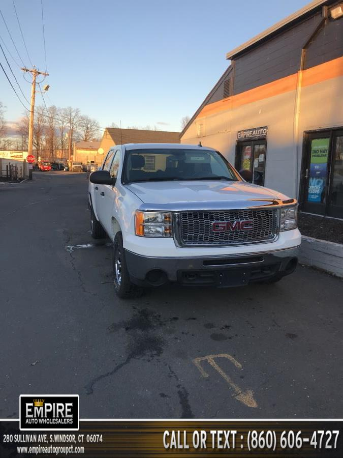 Used 2010 GMC Sierra 1500 in S.Windsor, Connecticut | Empire Auto Wholesalers. S.Windsor, Connecticut