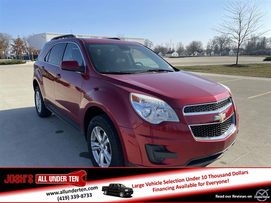 Used 2013 Chevrolet Equinox in Elida, Ohio | Josh's All Under Ten LLC. Elida, Ohio