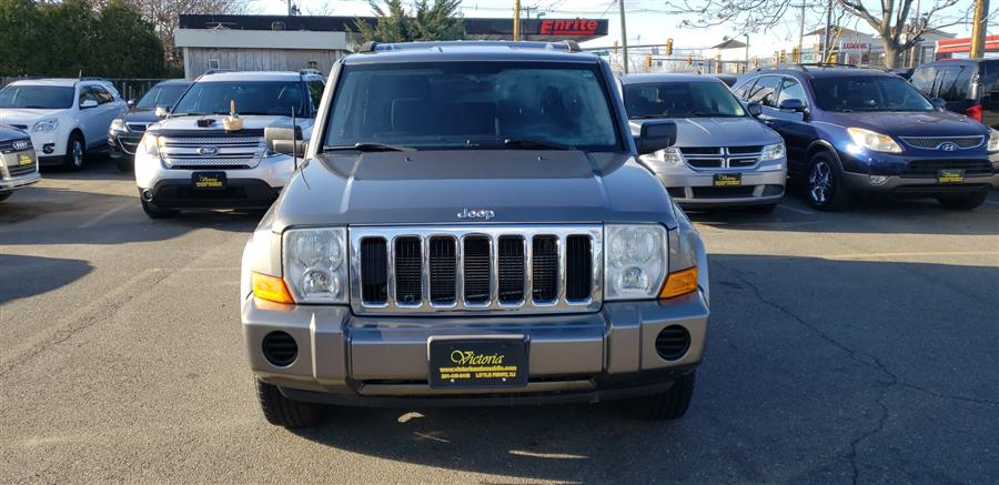 Used 2008 Jeep Commander in Little Ferry, New Jersey | Victoria Preowned Autos Inc. Little Ferry, New Jersey