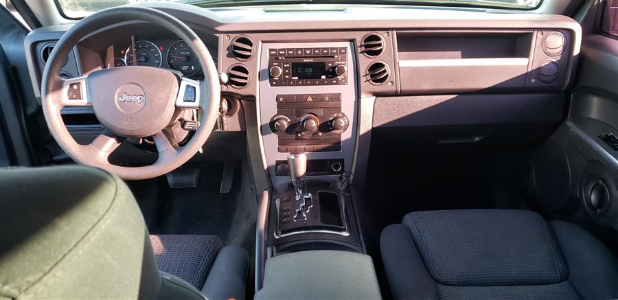 Used Jeep Commander 4WD 4dr Sport 2008   Victoria Preowned Autos Inc. Little Ferry, New Jersey