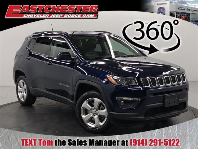Used Jeep Compass Latitude 2020 | Eastchester Motor Cars. Bronx, New York