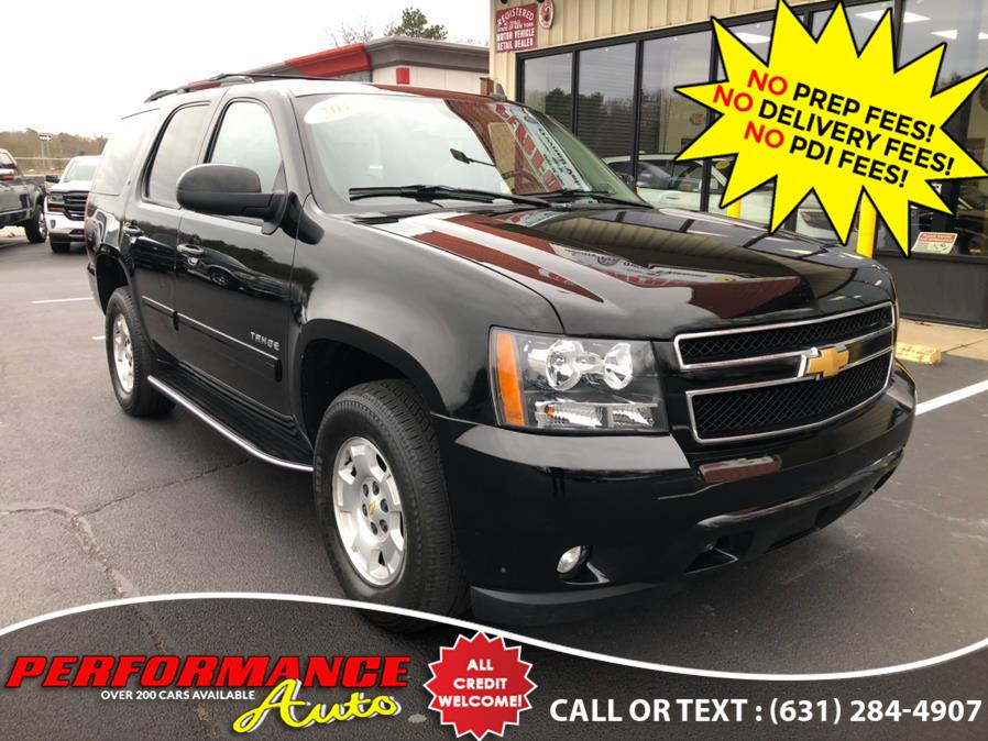 Used 2013 Chevrolet Tahoe in Bohemia, New York | Performance Auto Inc. Bohemia, New York