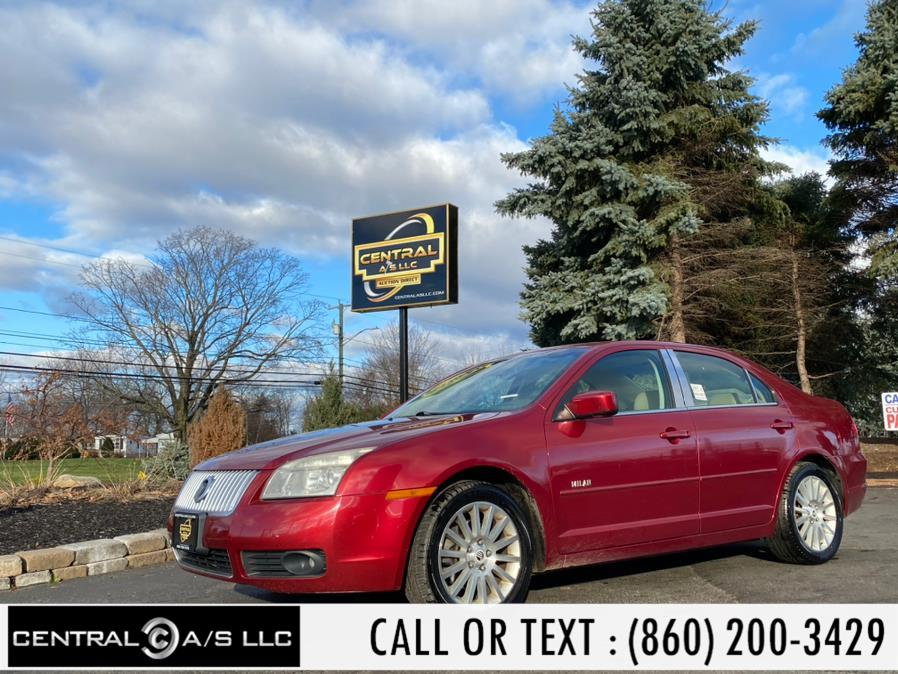 Used 2007 Mercury Milan in East Windsor, Connecticut | Central A/S LLC. East Windsor, Connecticut