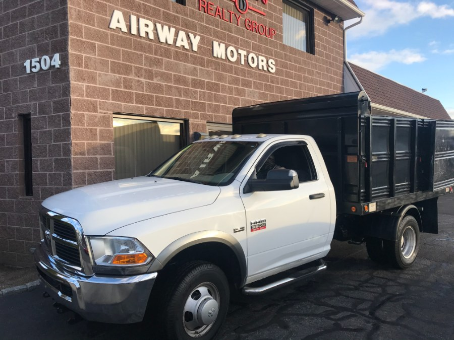 "Used Ram 3500 4WD Reg Cab 143"" WB 60"" CA ST 2011 