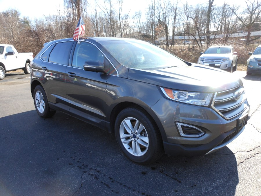 Used Ford Edge 4dr SEL AWD 2015 | Yantic Auto Center. Yantic, Connecticut