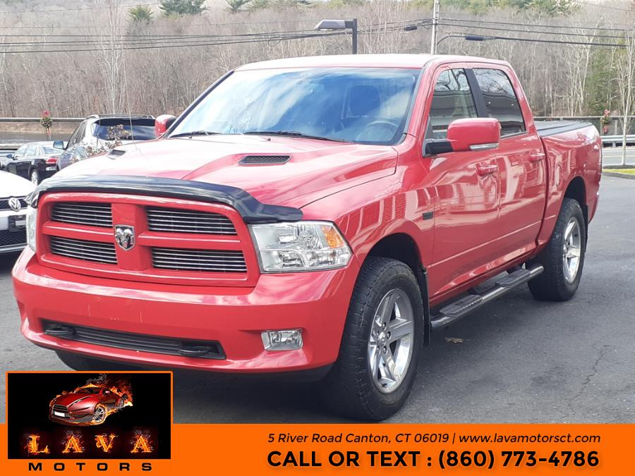 Used 2011 Ram 1500 in Canton, Connecticut | Lava Motors. Canton, Connecticut